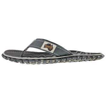 4e913788d Gumbies Islander Canvas Flip-Flops-Cool Grey - Sklep internetowy ...
