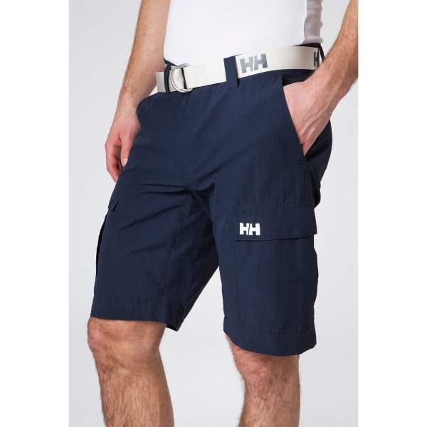 best authentic official price highly coveted range of Helly Hansen QD CARGO SHORTS-Navy