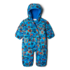 Kombinezon zimowy Columbia SNUGGLY BUNNY-Super Blue Critte BlockPrint