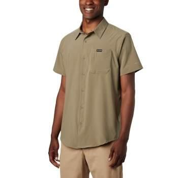 Koszula męska Triple Canyon Solid Short Sleeve Shirt Sage  6haCj