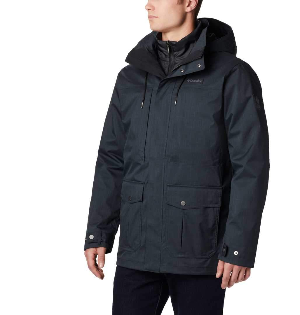 Kurtka Columbia Horizons Pine Interchange Jacket black