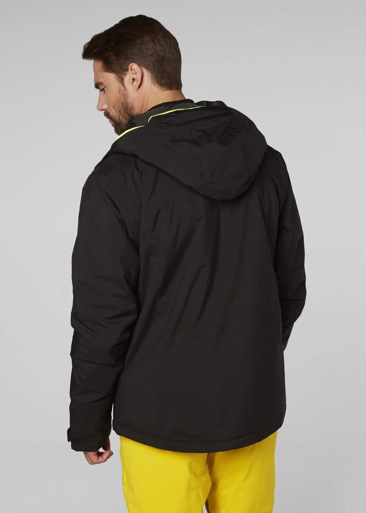 kurtka narciarska męska helly hansen charger jacket