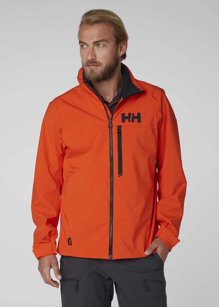 8c61d9e2b6 Kurtka męska Helly Hansen HP RACING Jacket-Cherry Tomato - Sklep ...