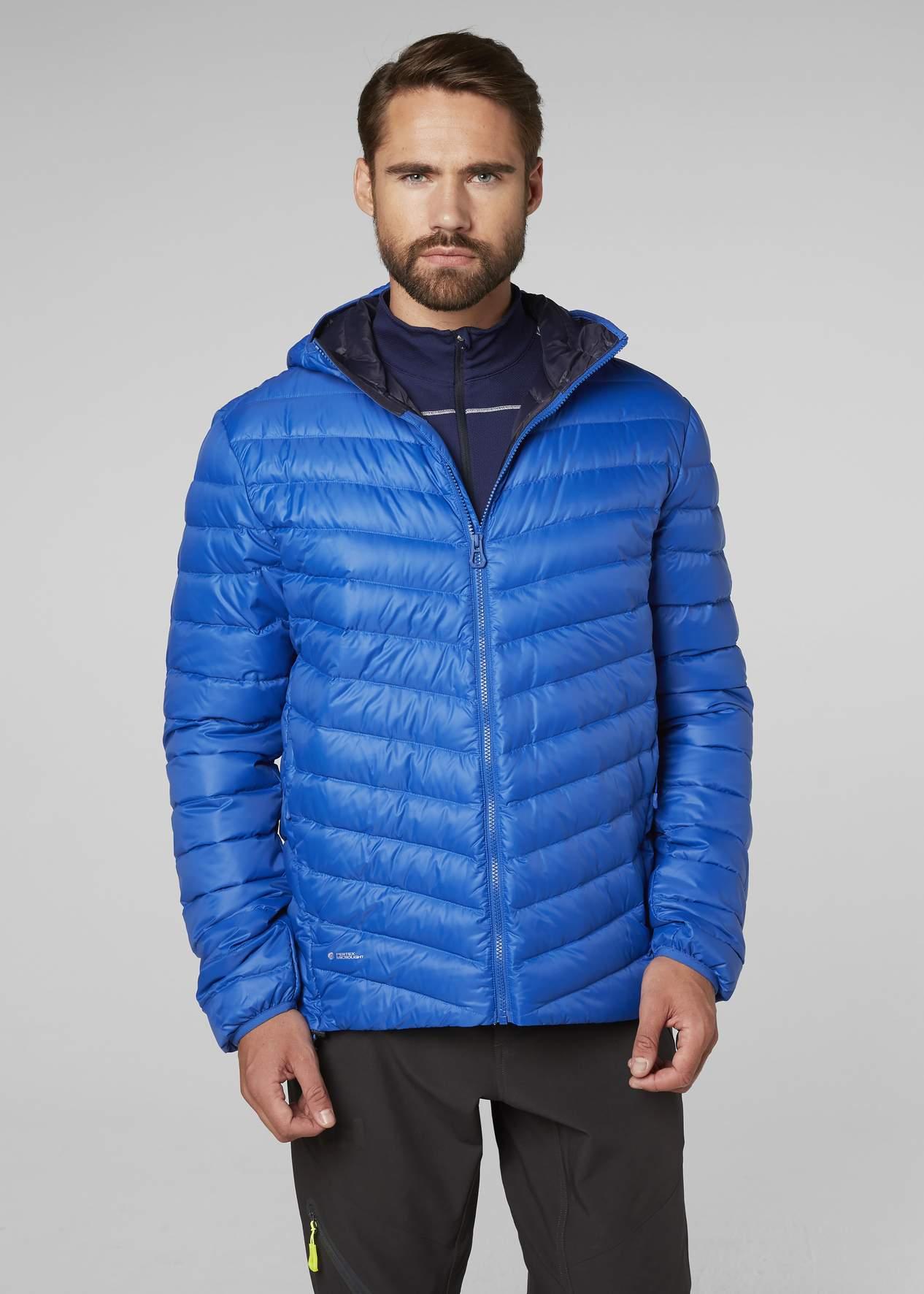 nowe niższe ceny nowy przyjeżdża całkiem miło Kurtka męska puchowa Helly Hansen VERGLAS HDED DOWN Jacket ...