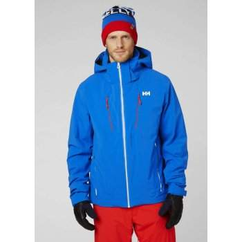 Kurtka narciarska Helly Hansen ALPHA 3.0 Jacket Electric Blue