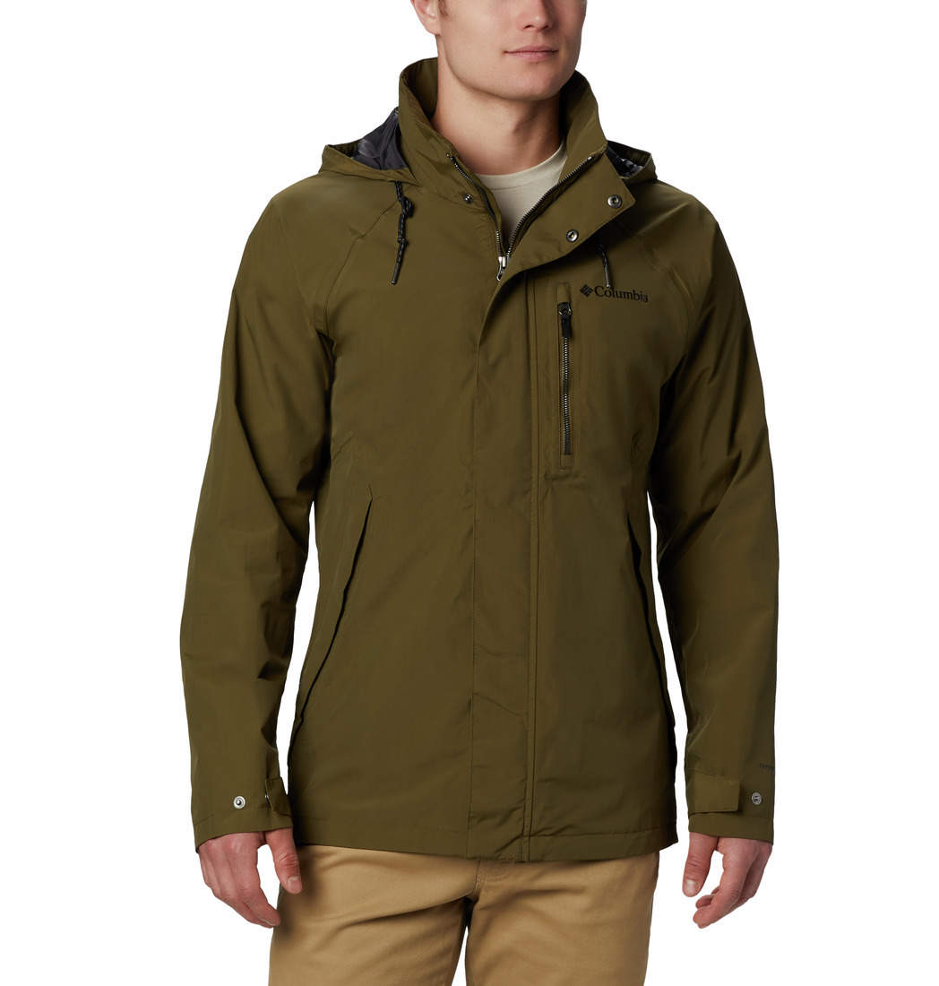 Columbia Herren Good Ways Ii Rain Jacket
