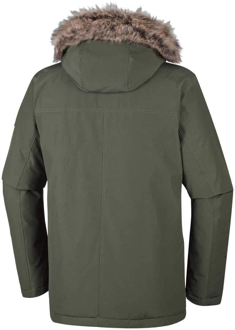 Men's Columbia MARQUAM PEAK Jacket Peatmoss Sklep