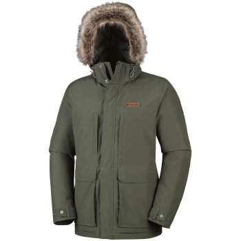 Men's Columbia MARQUAM PEAK Jacket Peatmoss