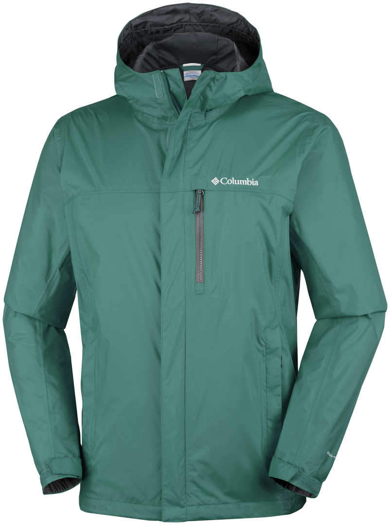 Men s Columbia Pouring Adventure Jacket-Pine Green - Sklep ... fa1459bca0