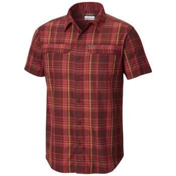031a639360b Men's Columbia IRICO LS Shirt-Desert Sun Heather - Sklep internetowy ...