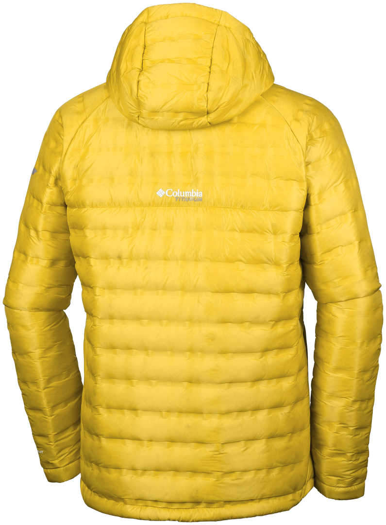 volume large rich and magnificent classic style Men's Columbia Titan Ridge Down Hooded Jacket-Antique Moss ...