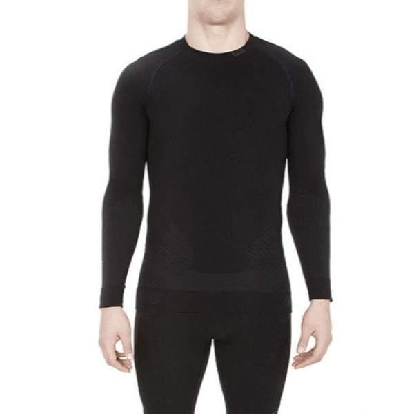 71ca6e37fcc768 Men's T-shirt baselayer Gatta Active MAX Miyabi® -Black Grey - Sklep ...