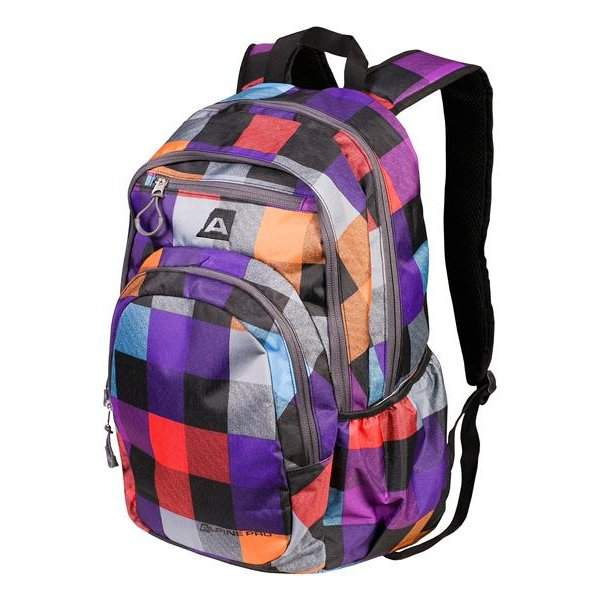 f4698b4c0a79e Plecak Alpine Pro ADJOA 25L- Sharp Orange - Sklep internetowy Polstor.pl