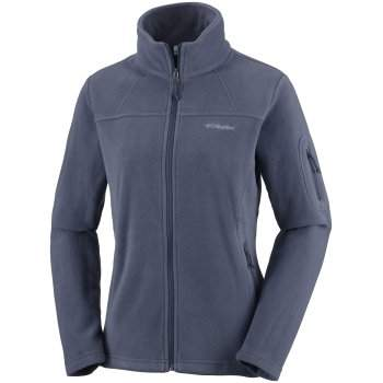 WOMEN'S COLUMBIA FAST TREK™ II FLEECE JACKET-India Ink