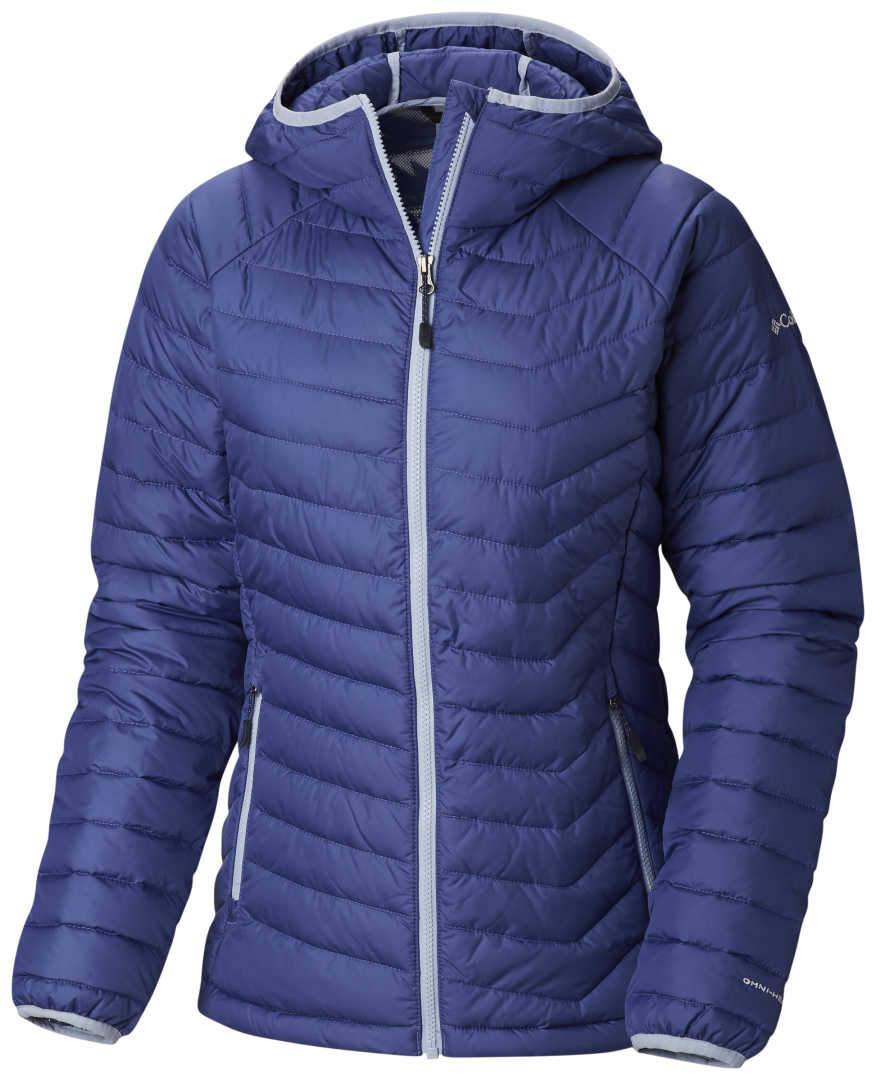 Women s Columbia Powder Lite Hooded Jacket Omni Heat-Eve - Sklep ... 569c9ce261195