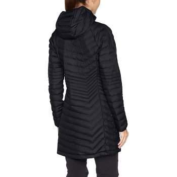 Women's Columbia POWDER LITE MID Jacket Black