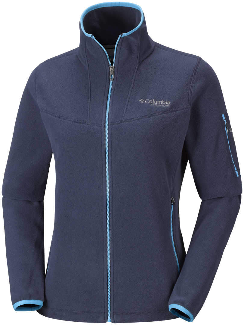 58af55cb90a9 Women s Columbia Titan Pass 1.0 Fleece Jacket-Nocturnal Atol - Sklep ...